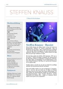 Interview mit Steffen Knauss