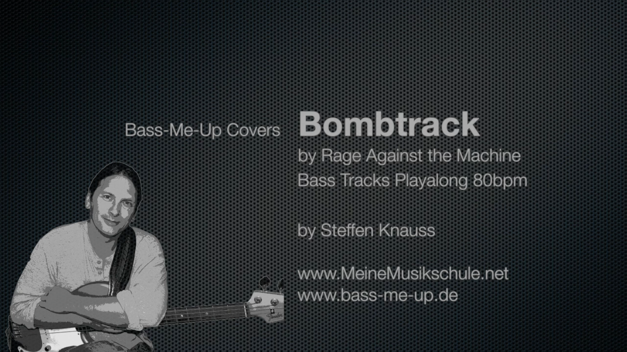 Bombtrack Bass Part