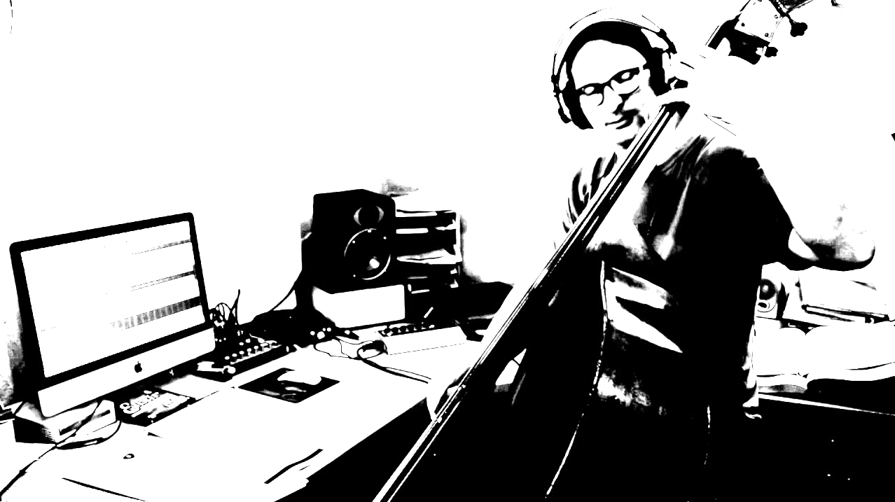 bass aufnahme kontrabass studio steffen knauss
