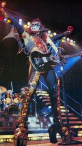 Gene Simmons - Bass