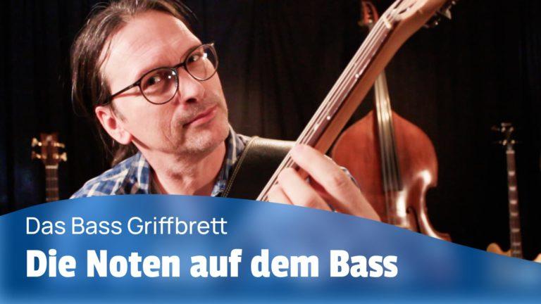 bass noten griffbrett